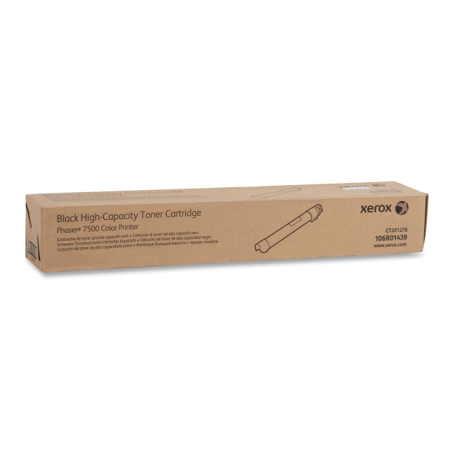 Xerox Black Toner Cartridge 106R01439
