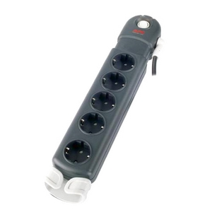 APC SurgeArrest Essential 5 Outlets Surge Suppressor P5B-GR