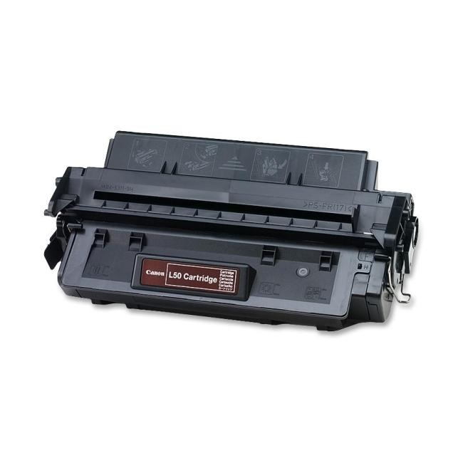 Canon L50 Black Toner Cartridge l50 CNML50