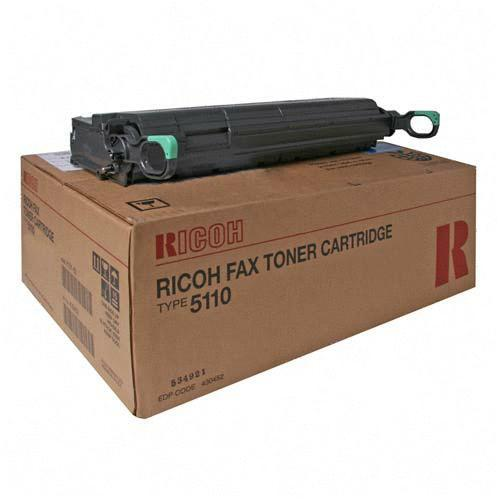 Ricoh Black Toner For 5000L and 5510L Fax Machines 430452 RIC430452