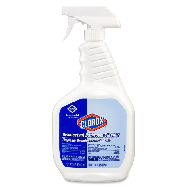 Clorox Disinfecting Bathroom Cleaner 28 Images Clorox Disinfecting Bathroom Cleaner 30 Fl Oz