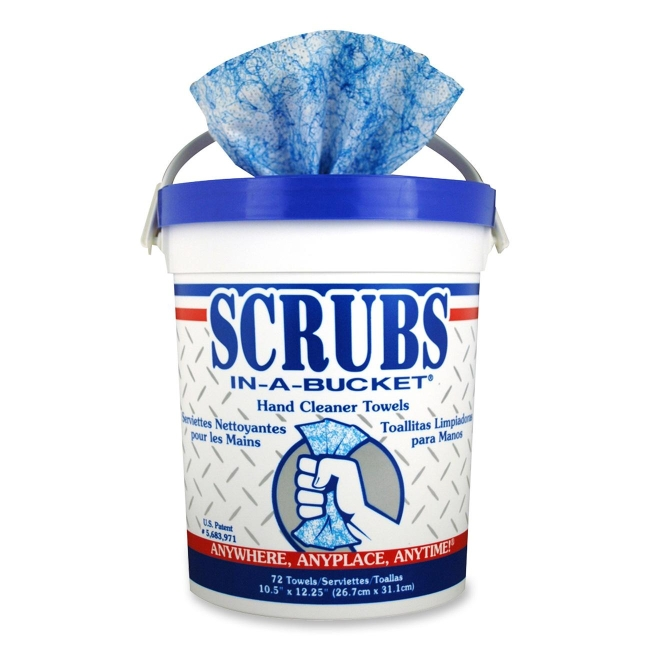 ITW Dymon SCRUBS Hand Cleaner Towel 42272CT ITW42272CT