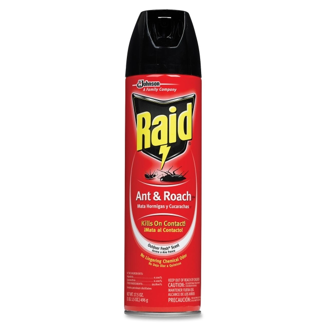 JohnsonDiversey Raid Ant and Roach Killer 94400 DRA94400
