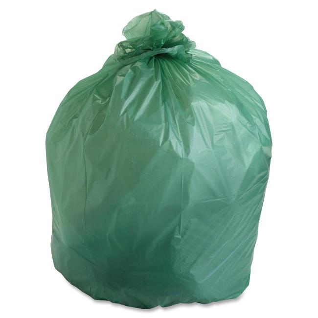 STOUT industrial and commercial grade Products Biodegradable & Compostable Trash Bag E4860E85 STOE4860E85