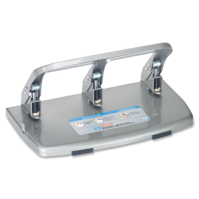 CARL Medium-Duty Hole Punch 63040 CUI63040 HC-340