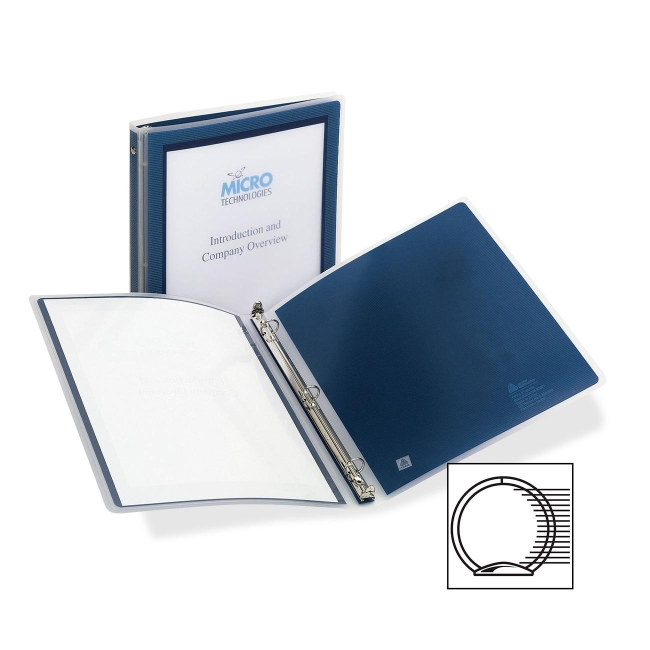 Avery Flexi-View Presentation Binder 15766 AVE15766