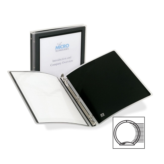 Avery Flexi-View Presentation Binder 15767 AVE15767