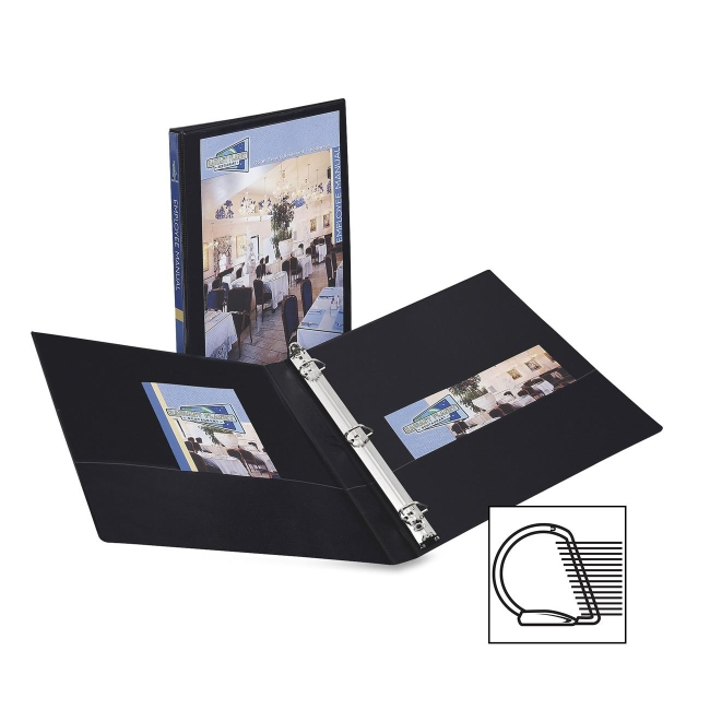 Avery Durable Reference View Binder 17001 AVE17001
