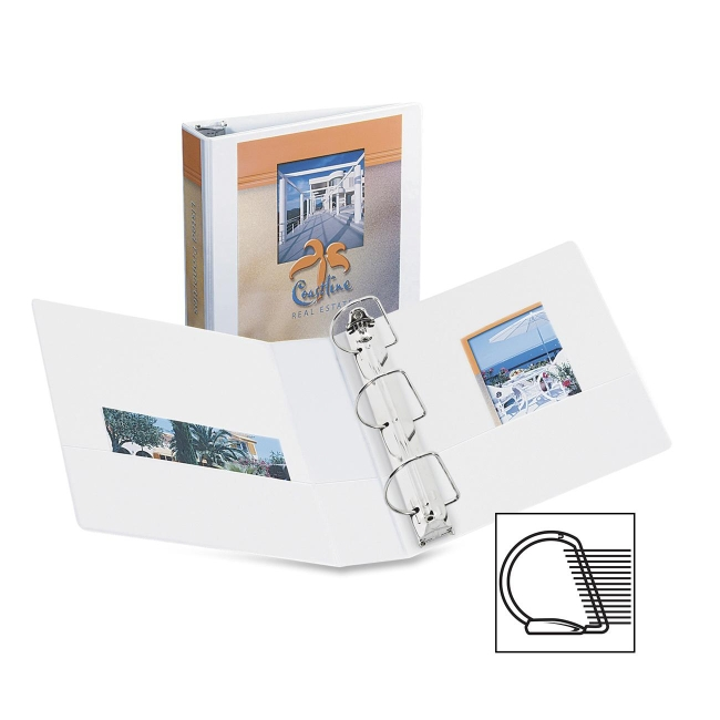 Avery Durable Reference View Binder 17032 AVE17032