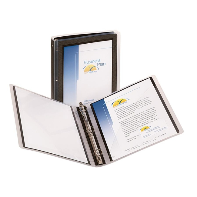 Avery Flexi-View Presentation Binder 17686 AVE17686