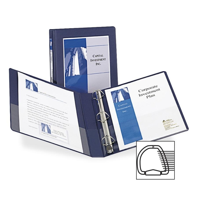 Avery Framed View Binder 68055 AVE68055