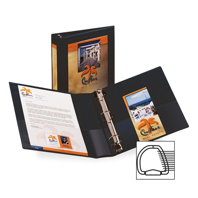Avery Framed View Binder 68059 AVE68059