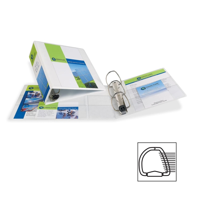 Avery Heavy-Duty Reference View Binder 79104 AVE79104