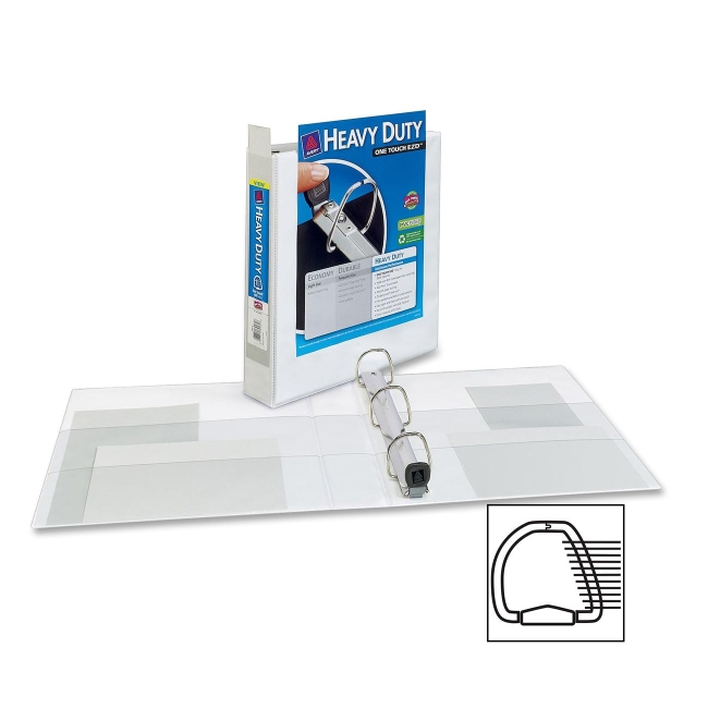 Avery Heavy-Duty Reference View Binder 79195 AVE79195