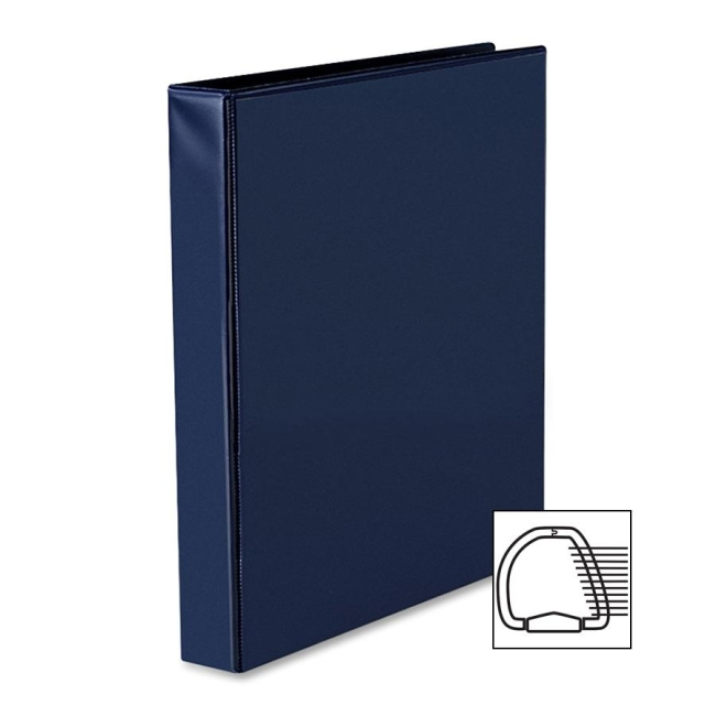 Avery EZD Non-Stick View Binder 79809 AVE79809