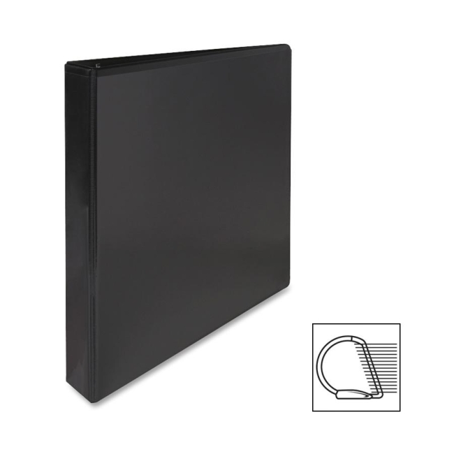 Sparco Deluxe Slant Ring View Binder 62464 SPR62464