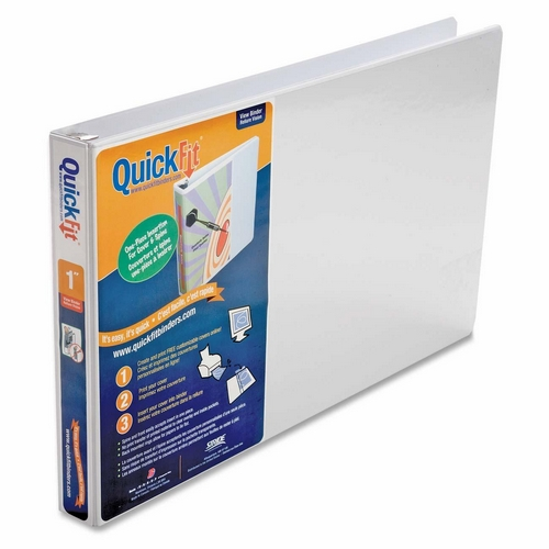 Stride QuickFit Ledger Binder 94010 STW94010