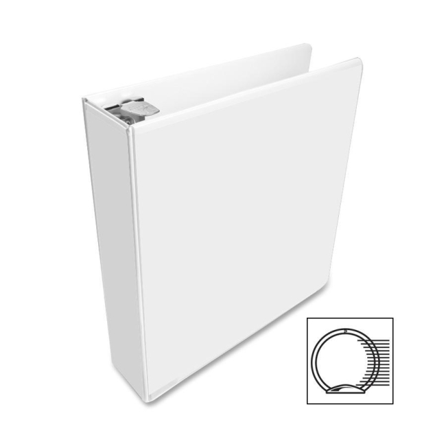 ACCO Round Ring View Binder 36214W WLJ36214W