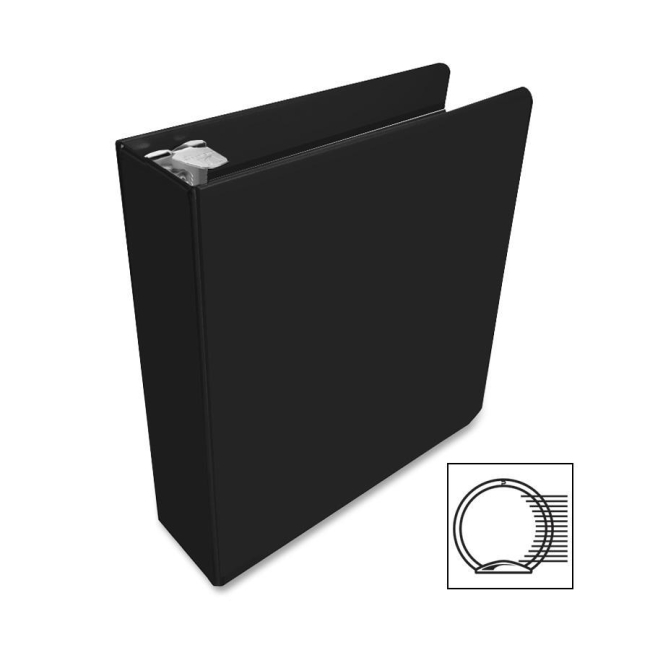 ACCO Round Ring View Binder 36244B WLJ36244B