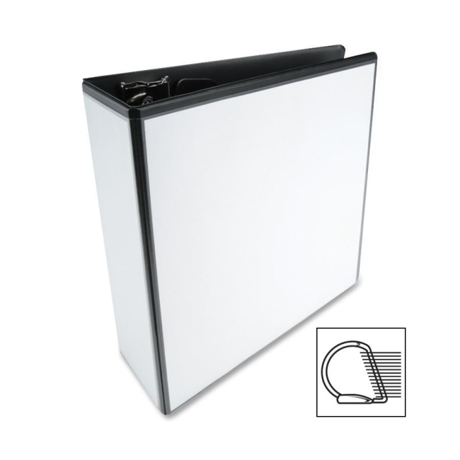 ACCO D-Ring View Binder 38654B WLJ38654B
