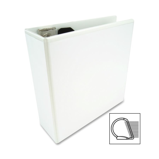 ACCO D-Ring View Binder 38654W WLJ38654W
