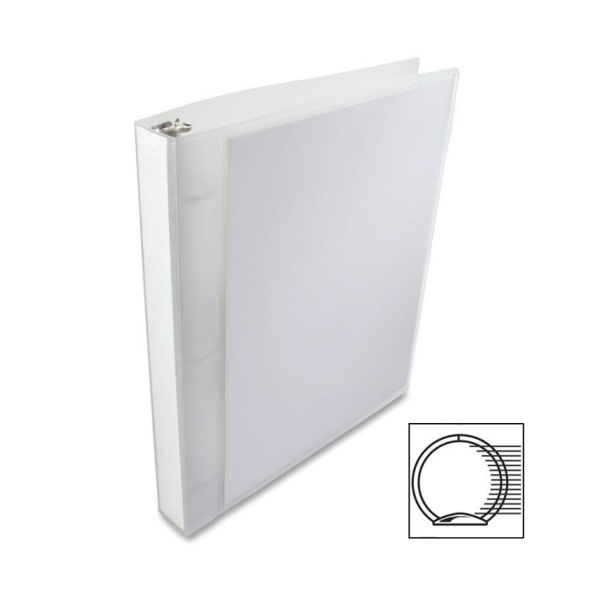 ACCO View Binders with Pocket 43337 WLJ43337