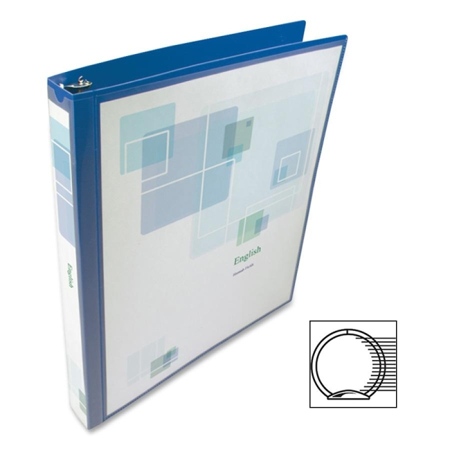 ACCO Flexible Poly Ring Binder 43345 WLJ43345