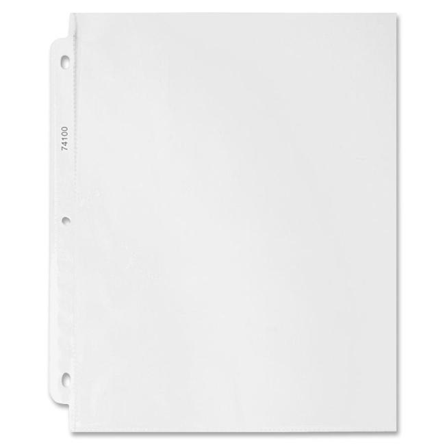 Printer for Letter size sheet protectors
