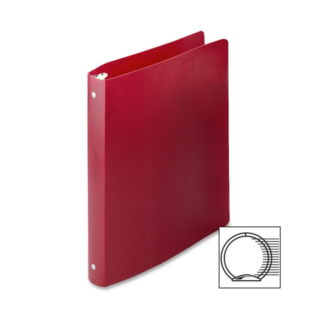 ACCO Flexible Accohide Round Ring Binder 39719 ACC39719 A7039719A