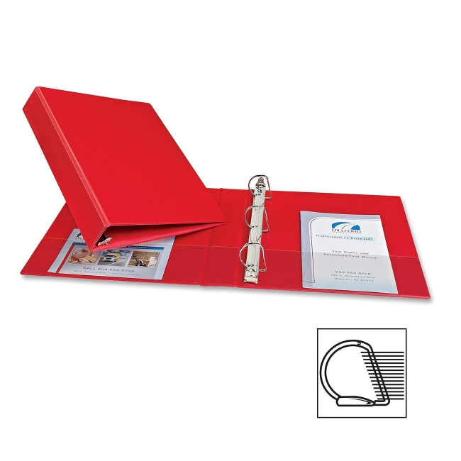 Avery Durable Reference Binder 27202 AVE27202