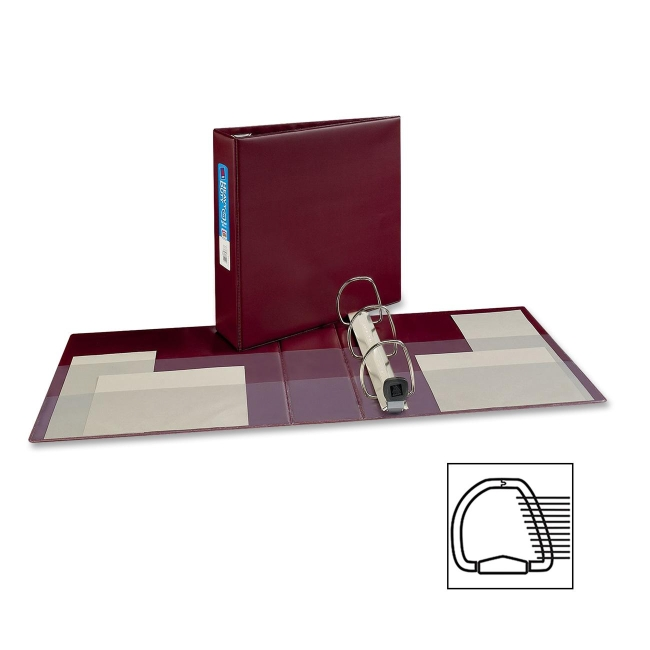 Avery Heavy-Duty Reference Binder 79363 AVE79363
