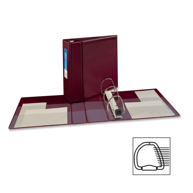 Avery Heavy-Duty Reference Binder 79364 AVE79364