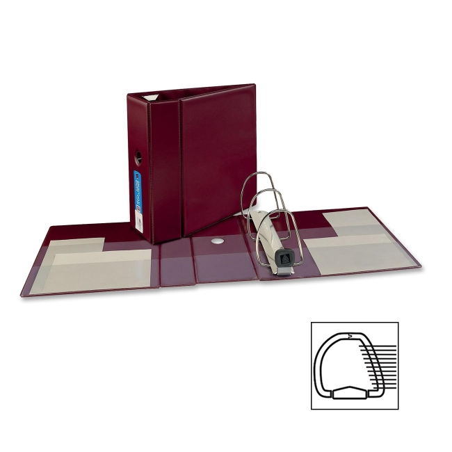 Avery Heavy-Duty Reference Binder 79366 AVE79366