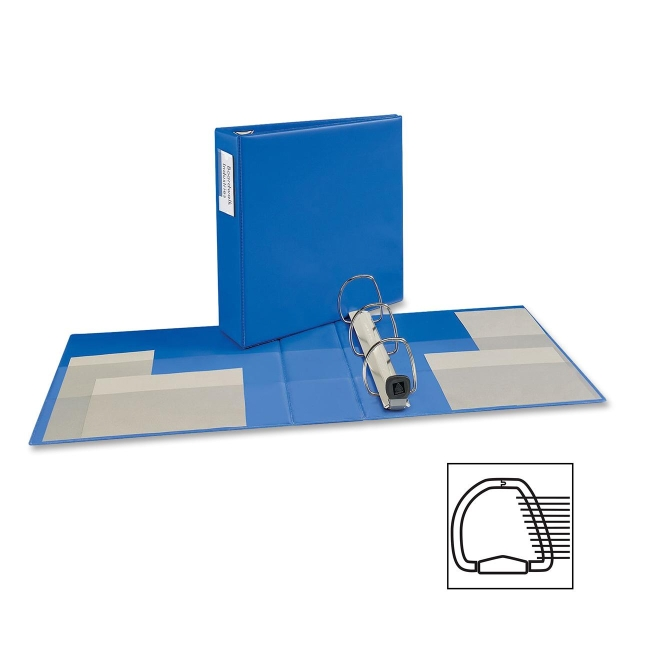 Avery Heavy-Duty Reference Binder With Label Holder 79893 AVE79893