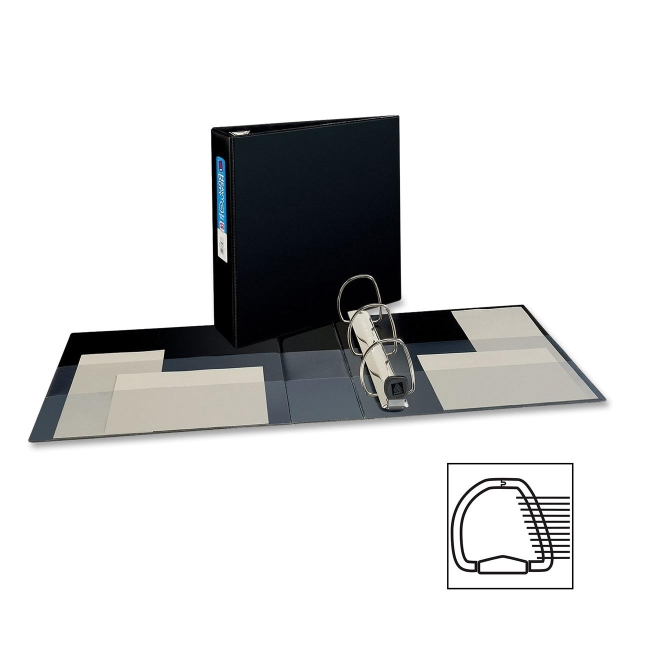 Avery Heavy-Duty Reference Binder 79983 AVE79983