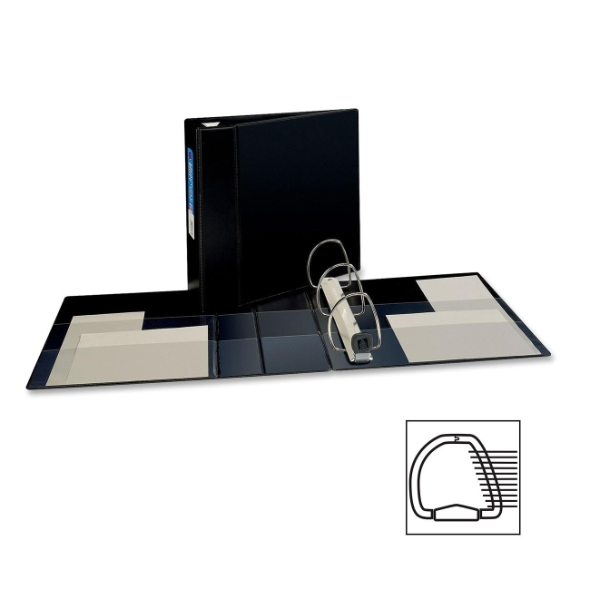 Avery Heavy-Duty Reference Binder 79984 AVE79984