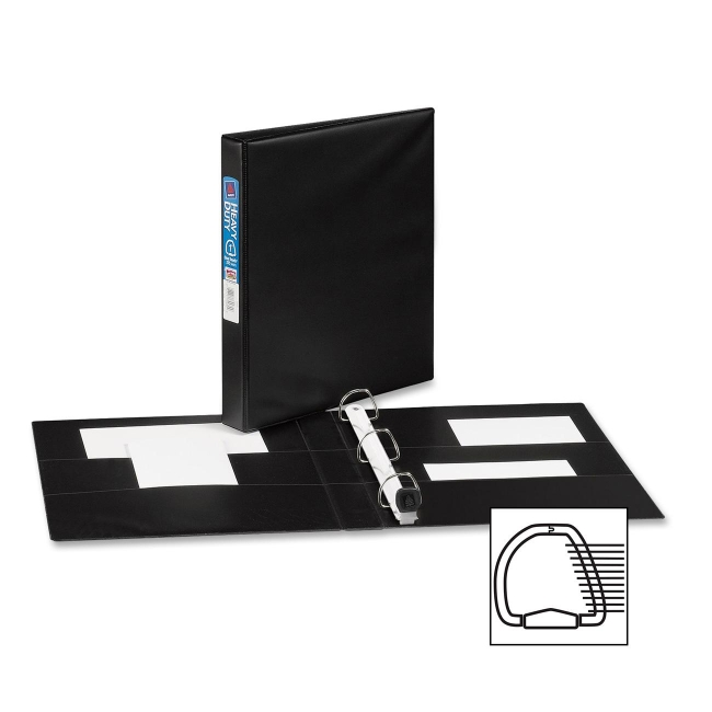Avery Heavy-Duty Reference Binder 79989 AVE79989