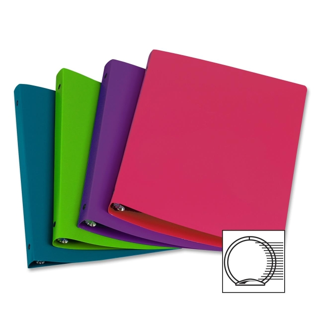 Samsill Poly Ring Binder 13990 SAM13990