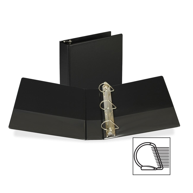Samsill Angle-D Ring Binder 16660 SAM16660