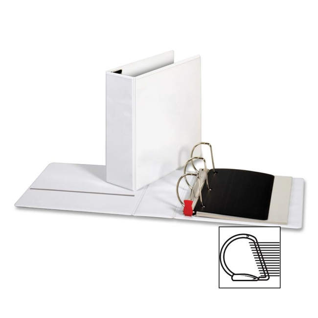 Sparco Locking D Ring Binder 26963 SPR26963