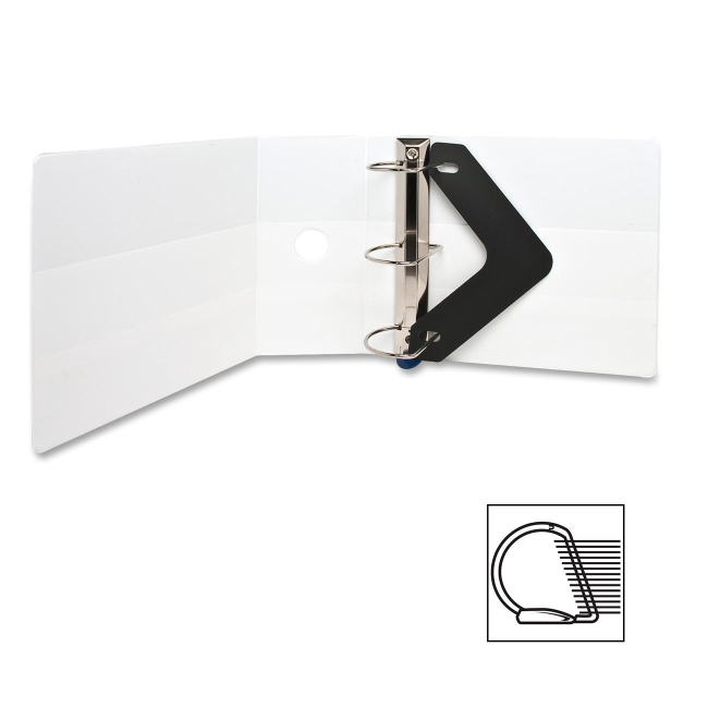 Sparco Locking D Ring Binder 26965 SPR26965