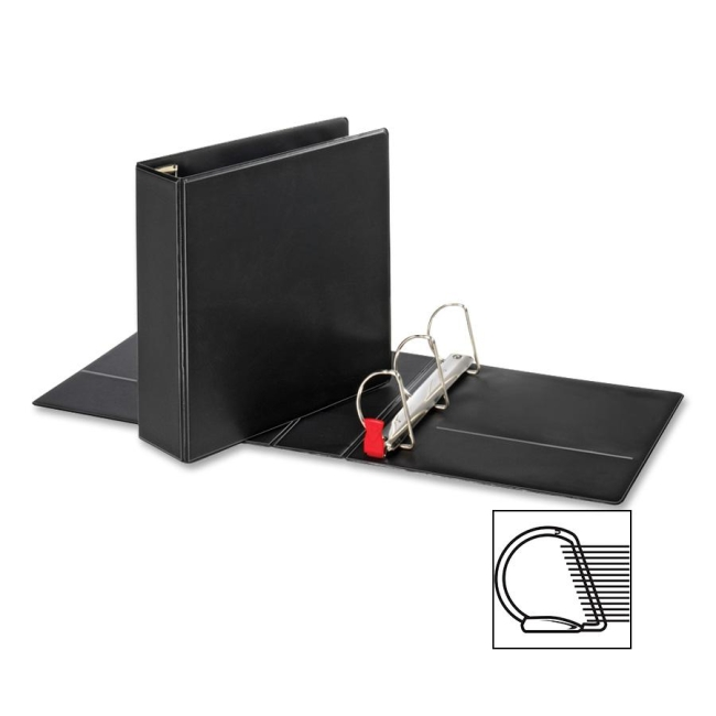Sparco Slant-D Locking Ring Binder 26970 SPR26970