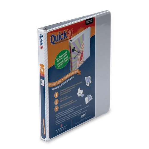 Stride QuickFit D-Ring Binder 87000 STW87000
