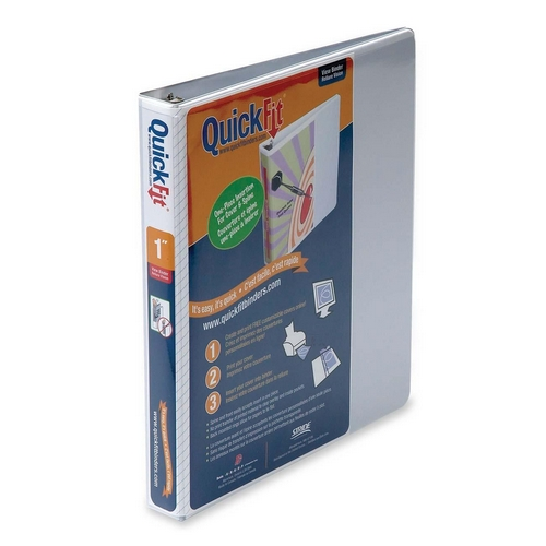Stride QuickFit D-Ring Binder 87010 STW87010