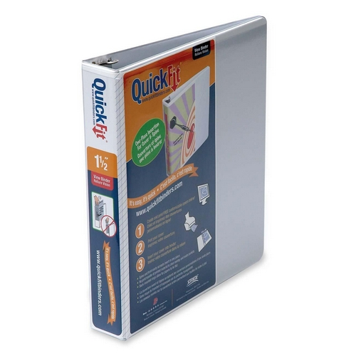 Stride QuickFit D-Ring Binder 87020 STW87020
