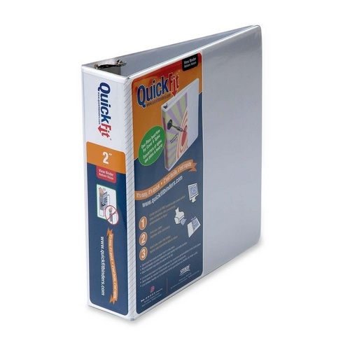 Stride QuickFit D-Ring Binder 87030 STW87030