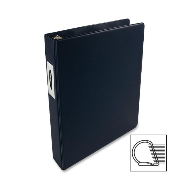 ACCO Heavy Duty DublLock D-Ring Binder 38414B WLJ38414B