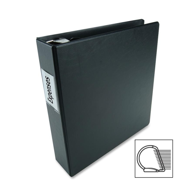 ACCO Heavy Duty DublLock D-Ring Binder 38444B WLJ38444B