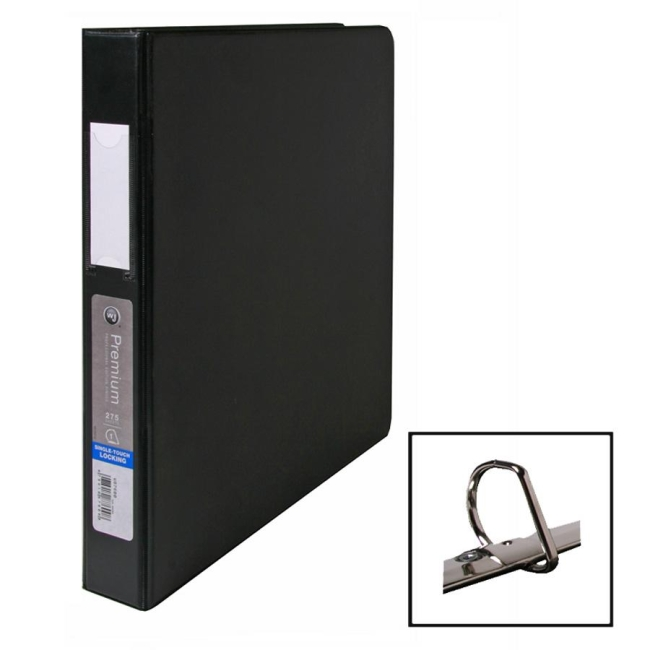 ACCO Locking D Ring Binder 87600 WLJ87600