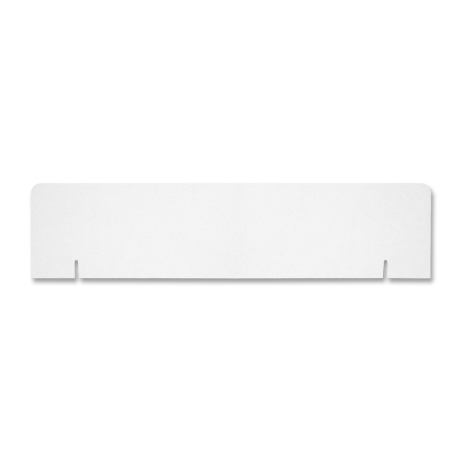 Classroom Keepers Spotlight White Headers Corrugated Presentation Board 3761 PAC3761